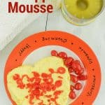 Eggless-pineapple- mousse