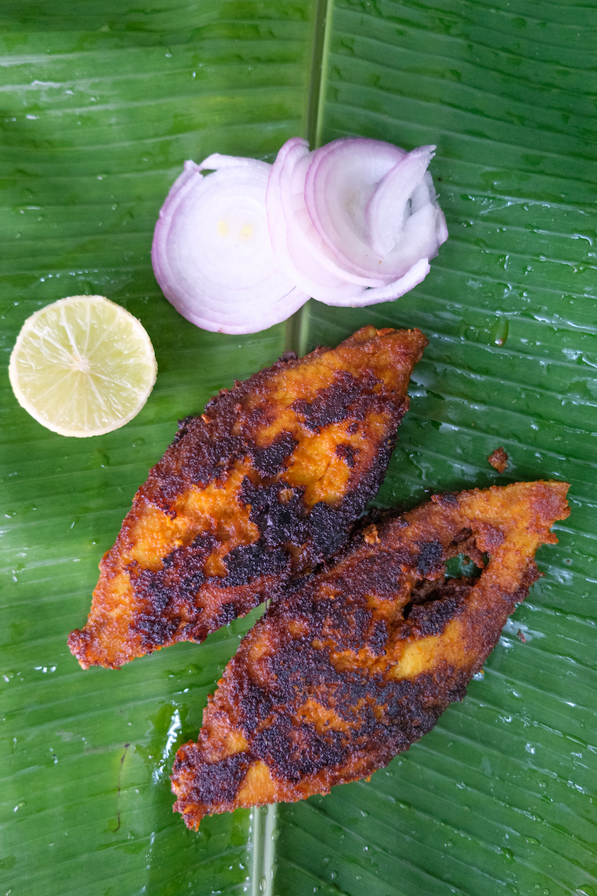 south indian fish fry recipe